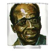 Leopold Sedar Senghor Shower Curtain