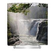 Letchworth II  7964 Shower Curtain
