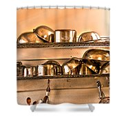 Lets Cook Tonight Shower Curtain