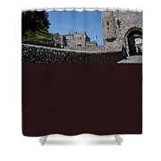 Lewes Castle Shower Curtain