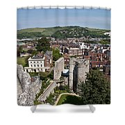 Lewes East Sussex Shower Curtain
