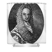 Lewis Morris (1671-1746) Shower Curtain by Granger