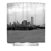Liberty Science State Park Shower Curtain