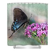 Life Is Sweet Shower Curtain