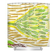 Life Tree Shower Curtain