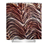 Light Micrograph Of Smooth Muscle Tissue Shower Curtain