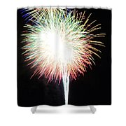 Light Up The Night Shower Curtain