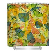Lighten Up Shower Curtain
