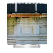 Lighthouse Detail Shower Curtain