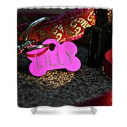 Lilly Wear Shower Curtain