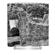 Lincoln Bridge IIi Shower Curtain