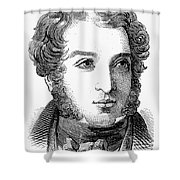 Lionel Nathan De Rothschild Shower Curtain