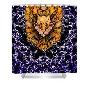 Lion's Roar Shower Curtain