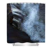 Liquid Motion Shower Curtain
