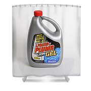 Liquid-plumr Shower Curtain