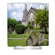 Lismore, Co Waterford, Ireland Shower Curtain