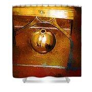 Little Brown Jug Shower Curtain