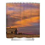 Little House On The Colorado Prairie 2 Shower Curtain by James BO  Insogna