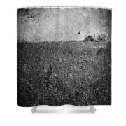 Little Songs And Skies  Shower Curtain
