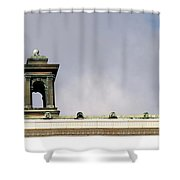 Little Tower Shower Curtain