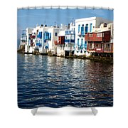 Little Venice Shower Curtain