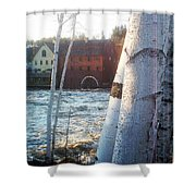 Littleton On The Ammonoosuc Shower Curtain