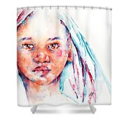 Live To Dream ... Children Of The World Shower Curtain