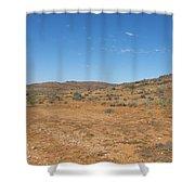 Living Desert Shower Curtain