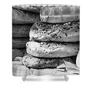 Loafs Shower Curtain