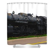 Loc 1518 In Paducah Ky Shower Curtain