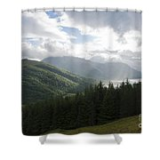 Loch Leven Shower Curtain