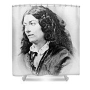 Lola Montez (1818-1861) Shower Curtain