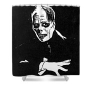 Lon Chaney As The Phantom Shower Curtain