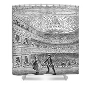 London: Adelphi Theatre Shower Curtain