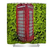 London Calling 2012 Shower Curtain