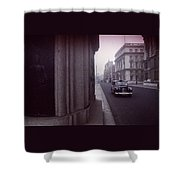 London Dawn Shower Curtain