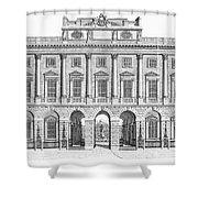 London: Royal Academy Shower Curtain