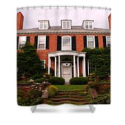 Long Hill Shower Curtain