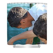 Looking For Treasures Ltp Shower Curtain by Jim Brage