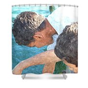 Looking For Treasures Ltwc Shower Curtain
