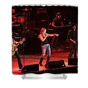 Los Angeles Sept 11 Concert Shower Curtain