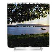 Lough Arrow, Co Sligo, Ireland Lake In Shower Curtain