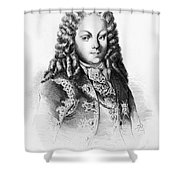 Louis I Of Spain (1707-1724) Shower Curtain