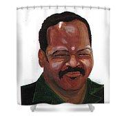 Louis Jackson Jesse Shower Curtain