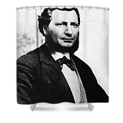 Louis Riel Shower Curtain