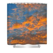 Love From Above Shower Curtain