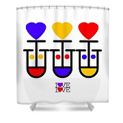 Love Love Shower Curtain