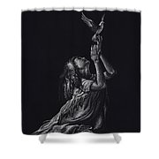 Love Of Freedom Shower Curtain