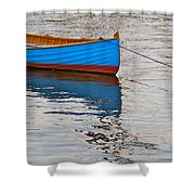 Lovely Boat Shower Curtain