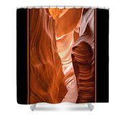 Lower Canyon 2 Shower Curtain